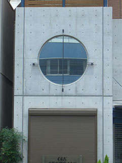 大阪市Oビル事務所兼住宅